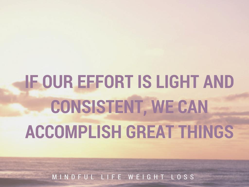 lighteffort